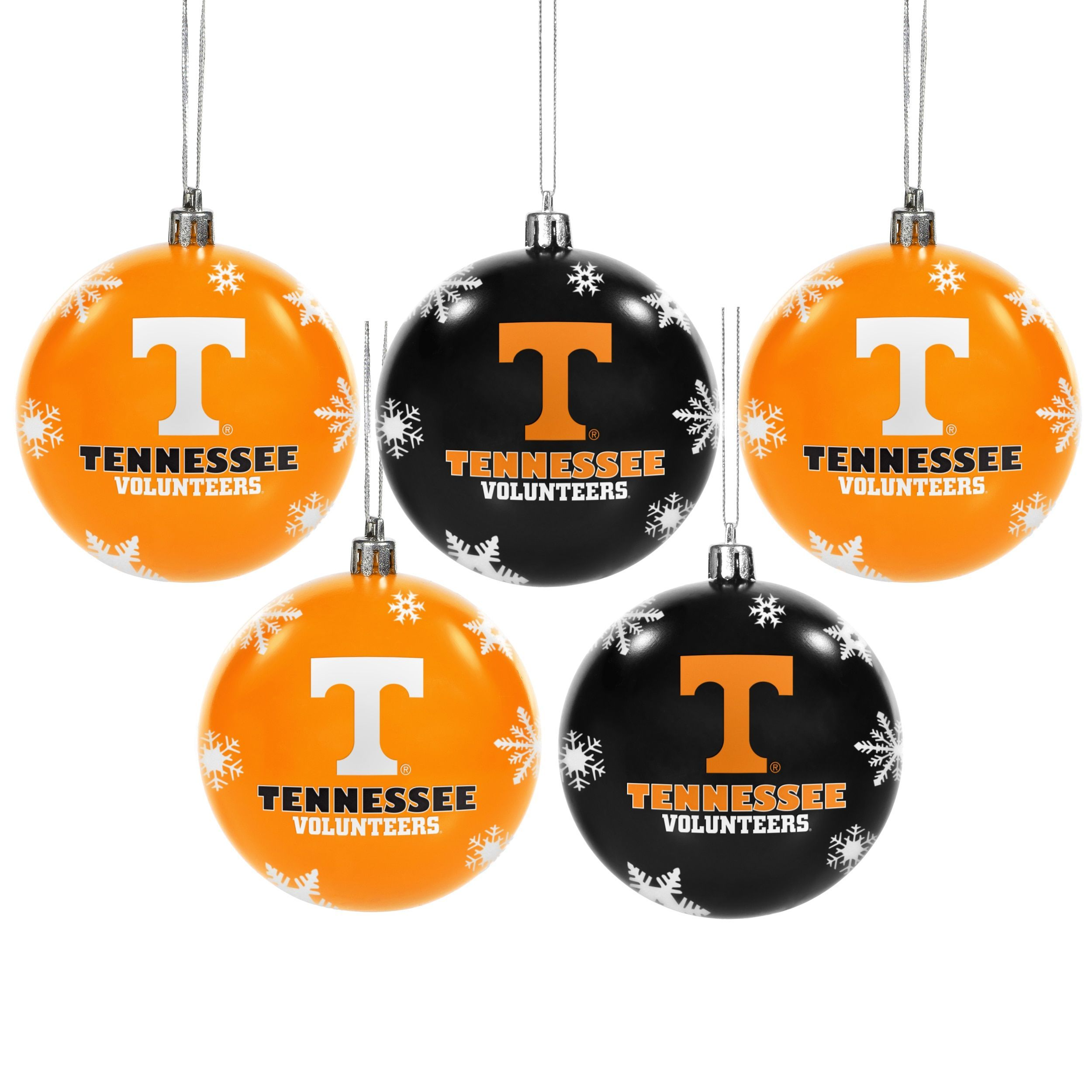 NCAA Tennessee Volunteers Holiday Ornament