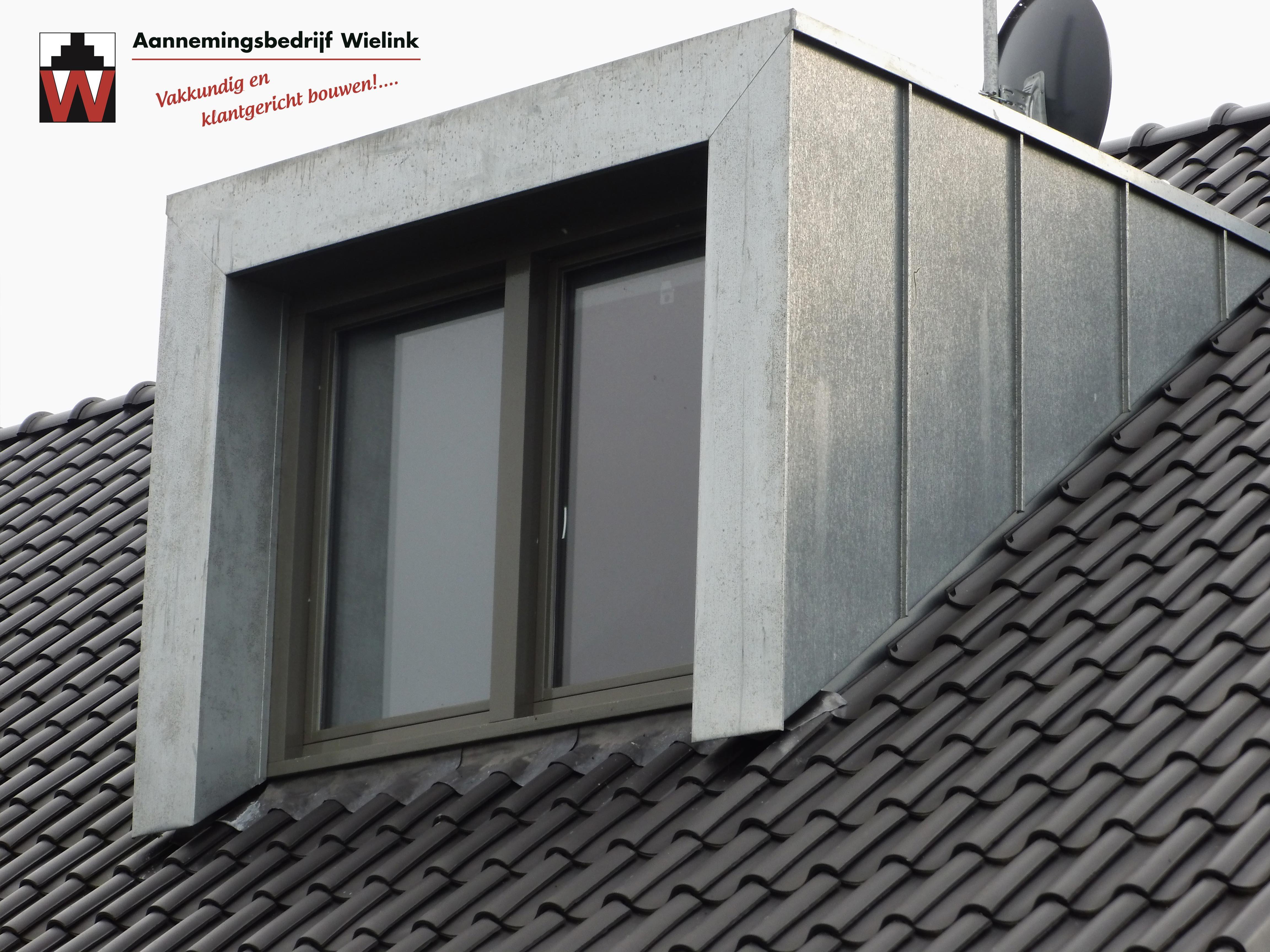 Schuurwoning met zinken dakkapel laten bouwen! www