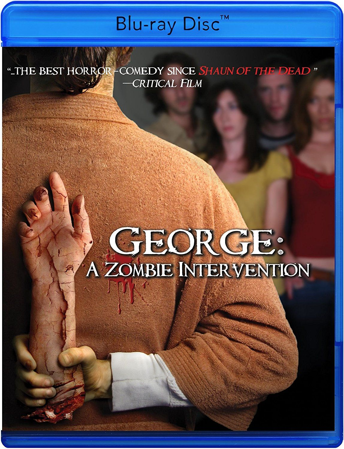 A zombie intervention bluray peter