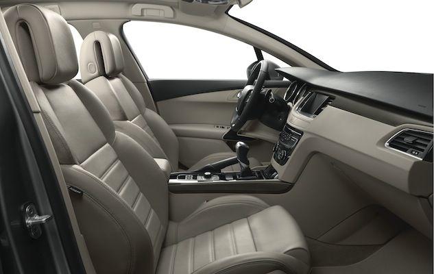 Peugeot 508 sw finns med fyra l derkl dslar tillg ngliga for Interieur 508 gt