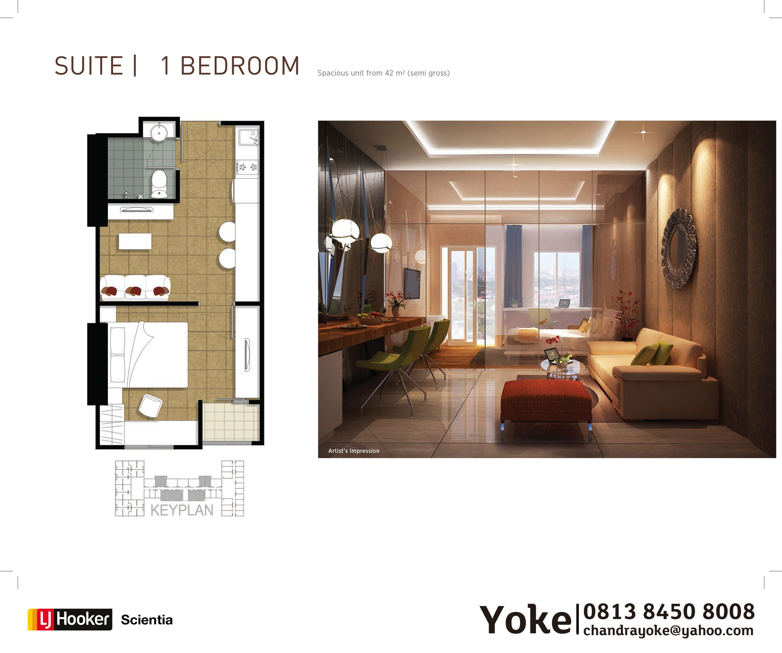 Roseville SOHO & Suite BSD City your urban sanctuary for your