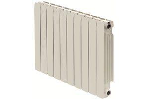 Temperatura de radiadores calefaccion