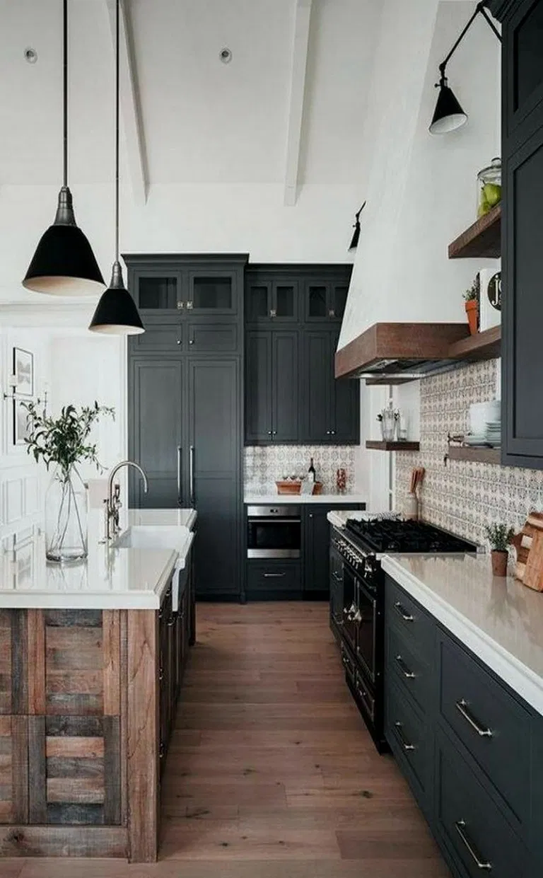 36 Natural Wood Kitchen Design ⋆ All About Home Decor