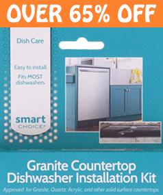 Dishwasher Installation Kit For Granite Countertops Diy Kitchenhacks Kitchen Homediy Granite Dishwasher Installation Installation Granite Countertops