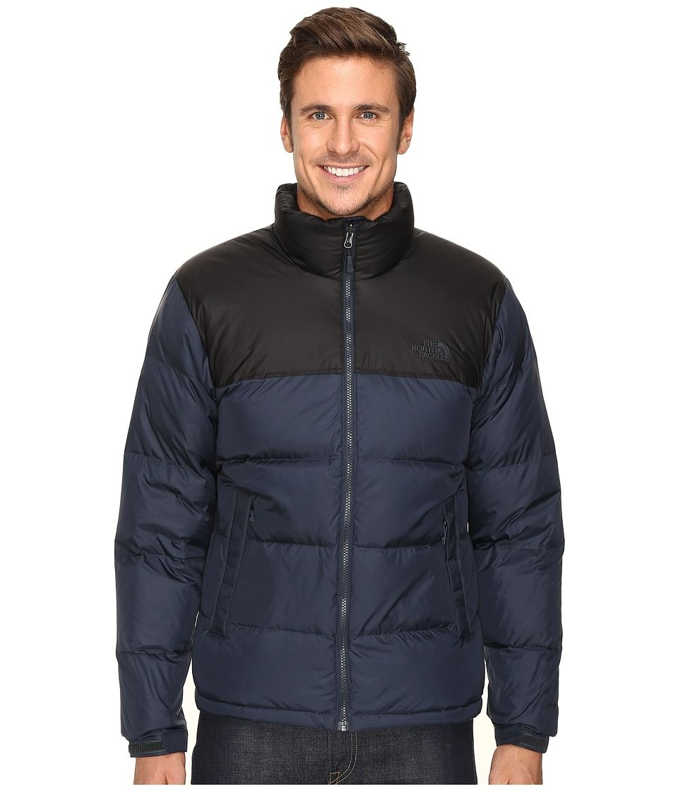 ... 50% off the north face the north face nuptse jacket urban navy tnf  black mens ... a95f1e8c2