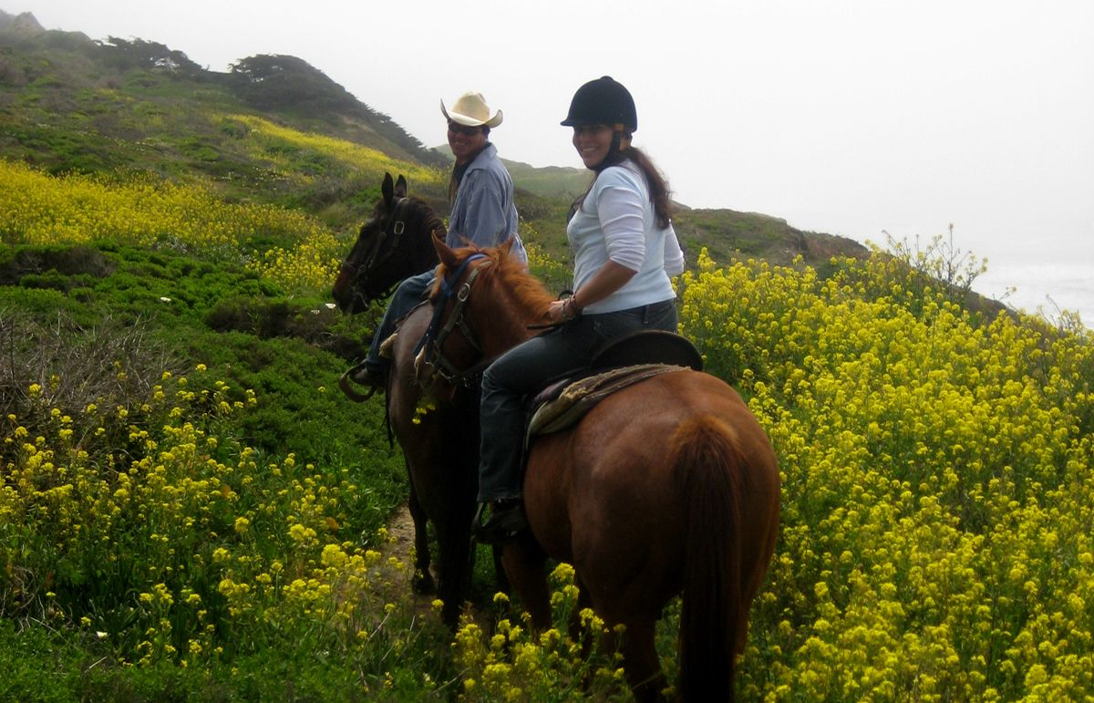 Marvista Les Trail Rides