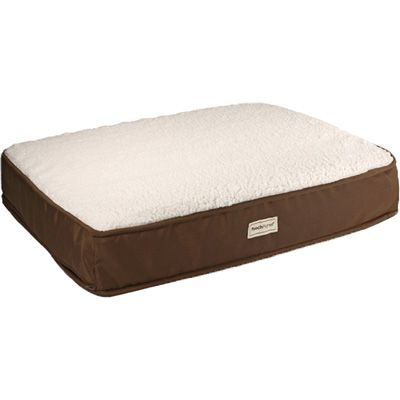 PoochPlanet TenderCare Therapeutic Foam Pet Bed  Small