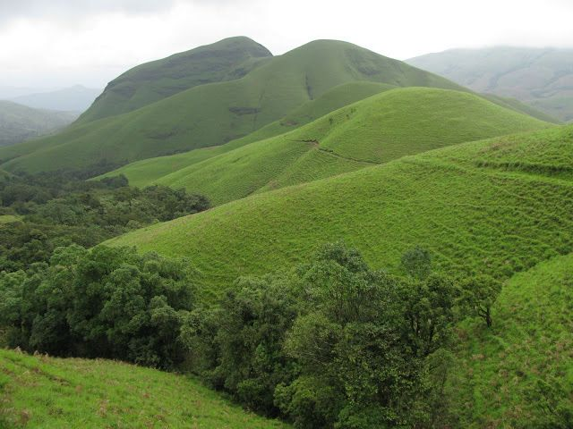 kudremukh trek Weather