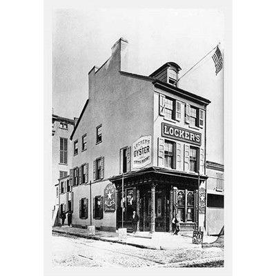 Buyenlarge Locker's Oysters, Philadelphia, PA Photographic Print