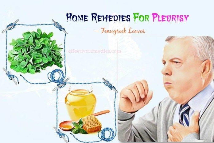 what medicine to take for pleurisy