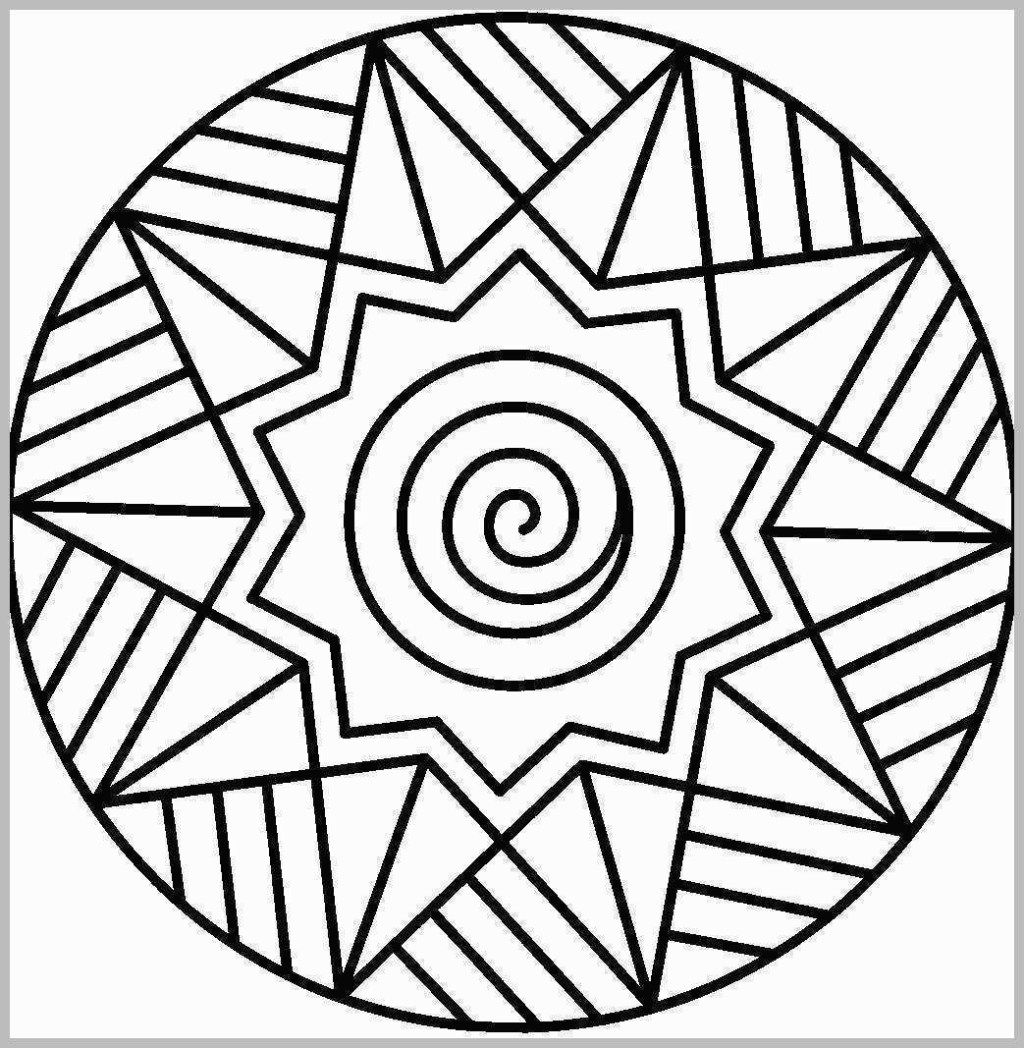 27 Best Picture Of Free Printable Mandala Coloring Pages