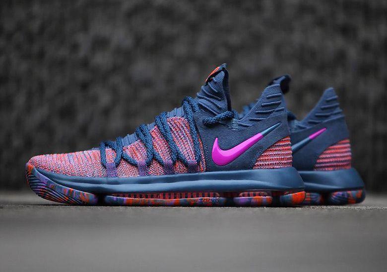 612004d78cda Nike KD 10 All-Star Santa Monica 897817-400