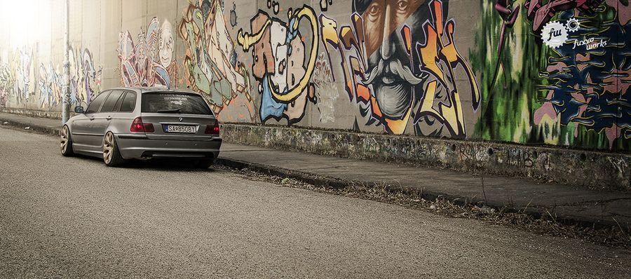 BMW Summer Setup by Peter Zilinsky