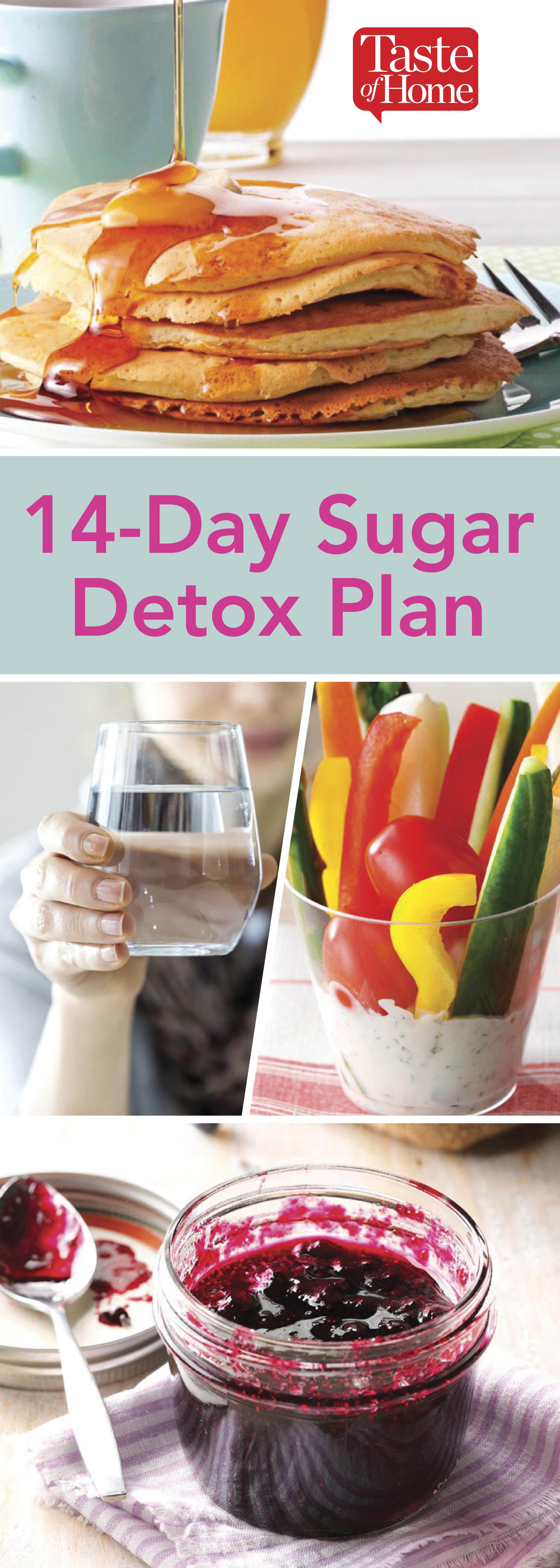 14-Day Sugar Detox Plan