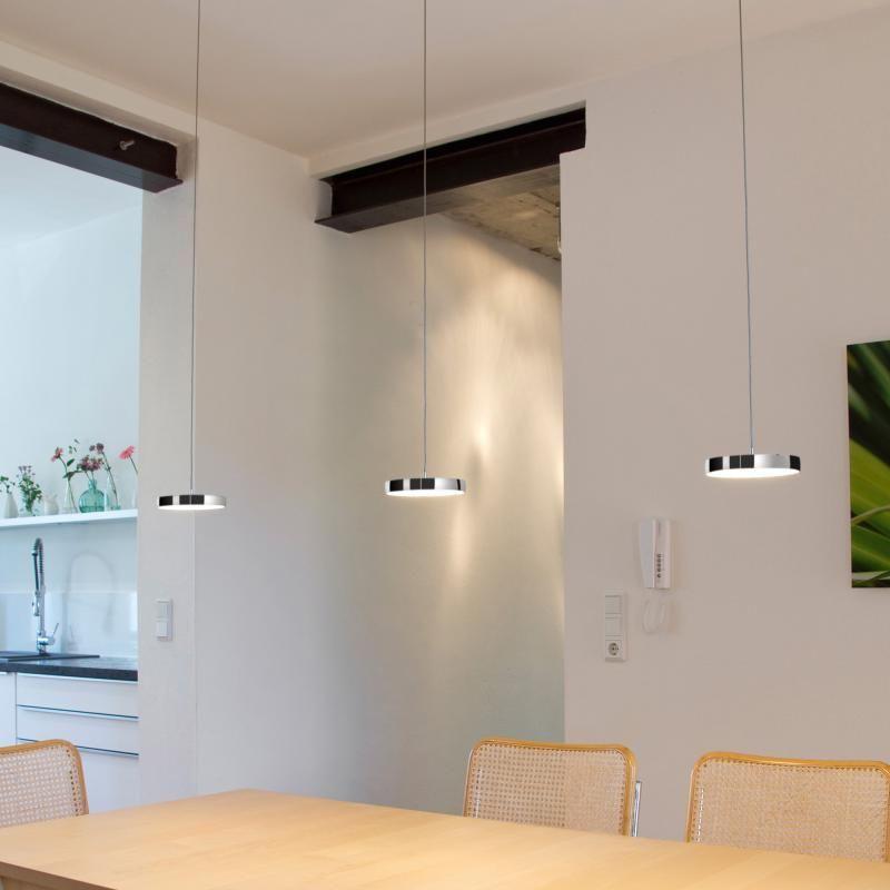 Oligo DECENT LED Pendelleuchte mit Dimmer 3flammig  Lampe Esstisch in 2019  Wohnzimmer