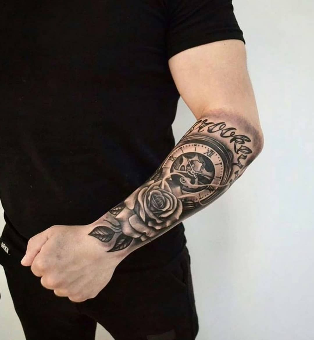 Tattoos For Boys On Instagram Artist Beytattoo Follow Tattoosforboys Arm Tattoos For Guys Tattoos For Guys Cool Chest Tattoos
