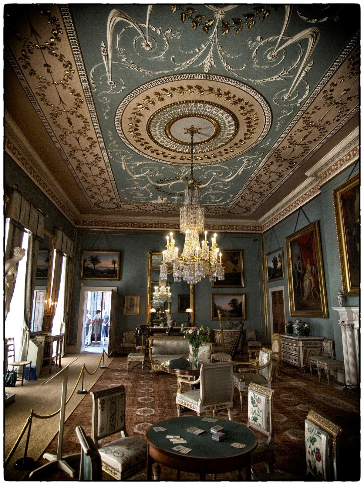 Georgian Drawing Room: Georgian Interiors, Luxury Homes Interior