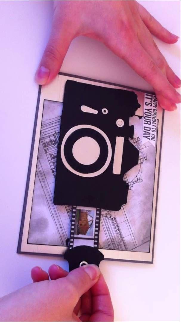 √41 + handgemachte Geburtstagskarte Ideen mit Bildern und Schritten - #mom #scrapbook