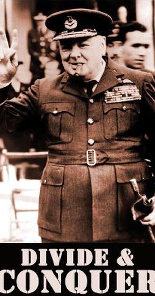 Divide and Conquer (1943) Winston churchill, Churchill