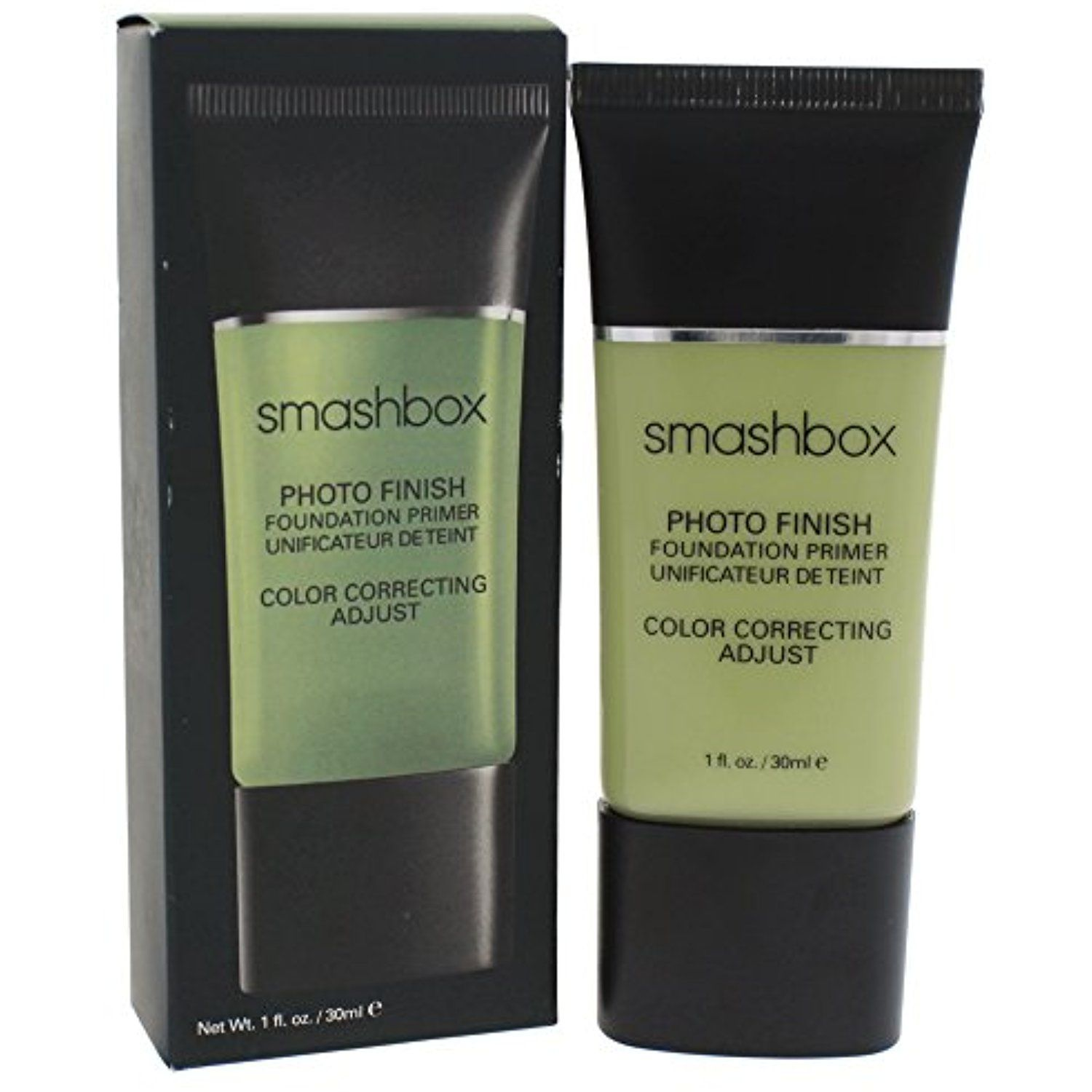 Smashbox Photo Finish Color Correcting Foundation Adjust Green