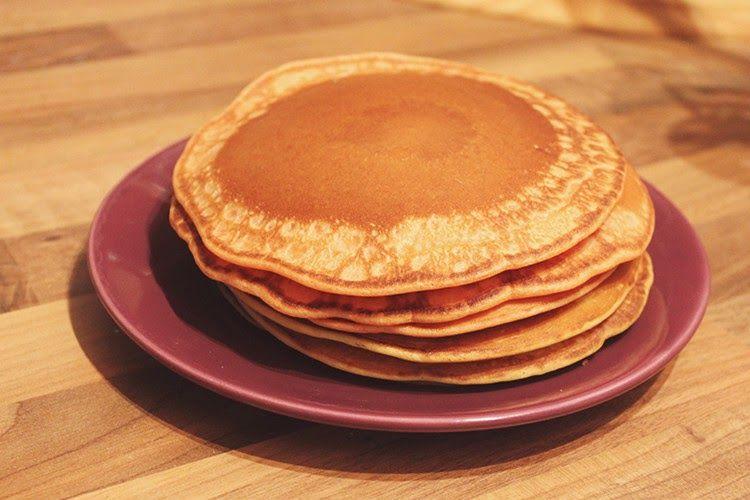Recette de pancakes à ma façon