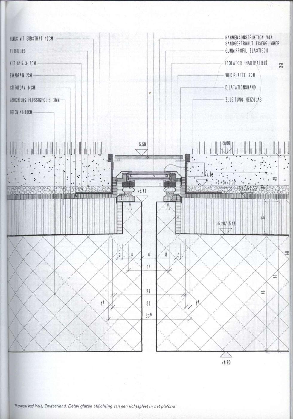 Peter Zumthor - Thermal Vals Detail Http://Www.Oasejournal.Nl/En