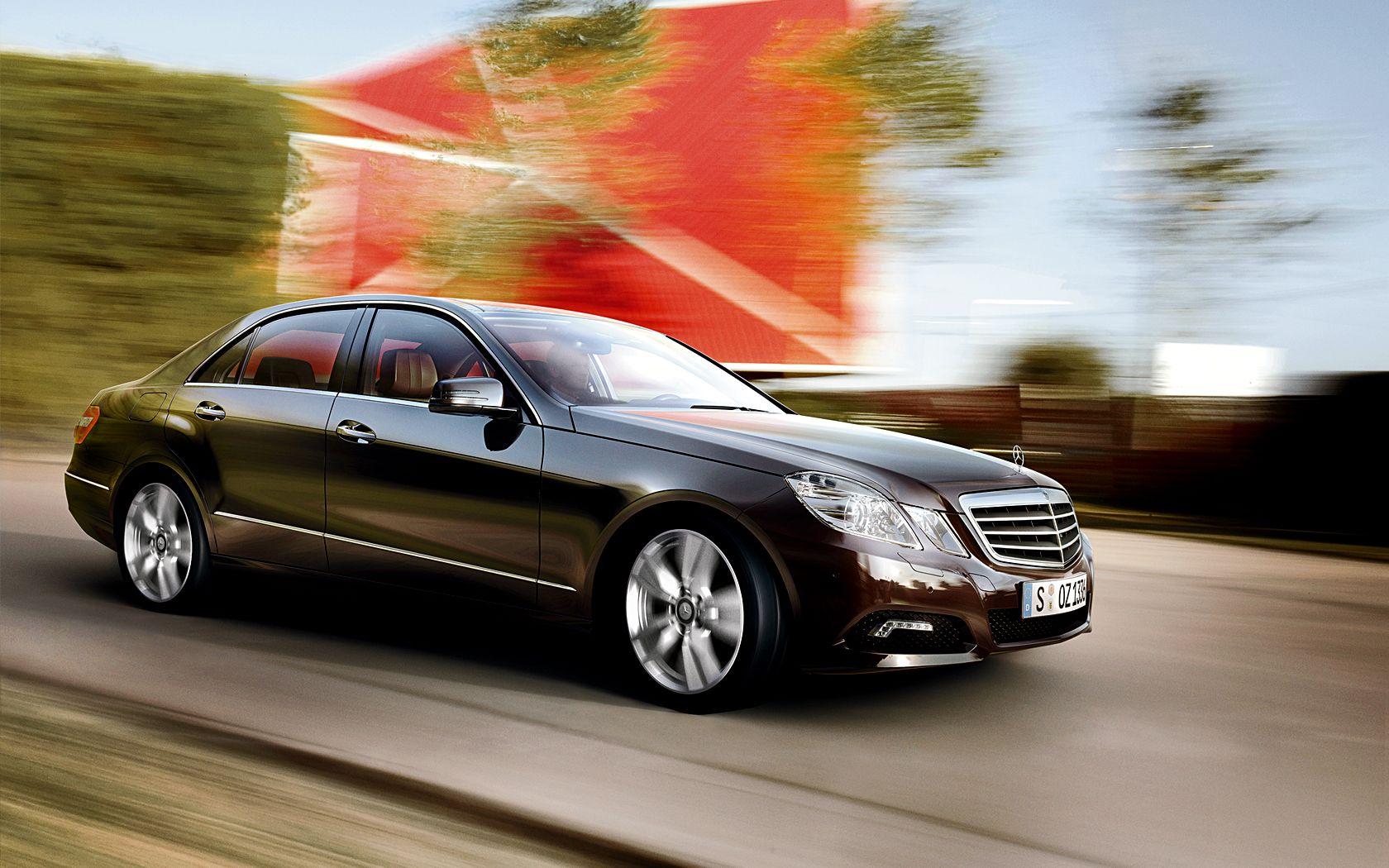Mercedes benz e class cuprite brown w212 mercedes benz for Brown mercedes benz