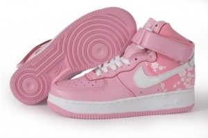 size 40 17831 ae64d genuine discount nike air force 1 high top women s cecilia shoes pink buy  online uk cheap