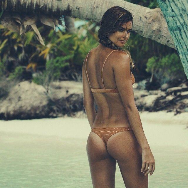Sexy brazilian tan