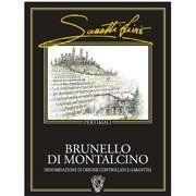 Livio Sassetti Brunello di Montalcino Pertimali 2008 from Tuscany, Italy - #24 Wine Spectator Top 100 of 2013