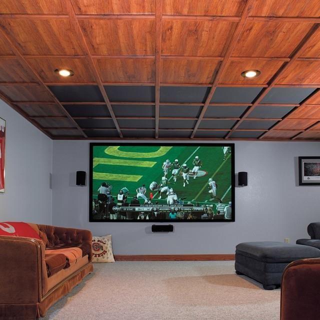 Basement Ideas Basement Home Theater Basement Basement: Basement Home Theater Wiring