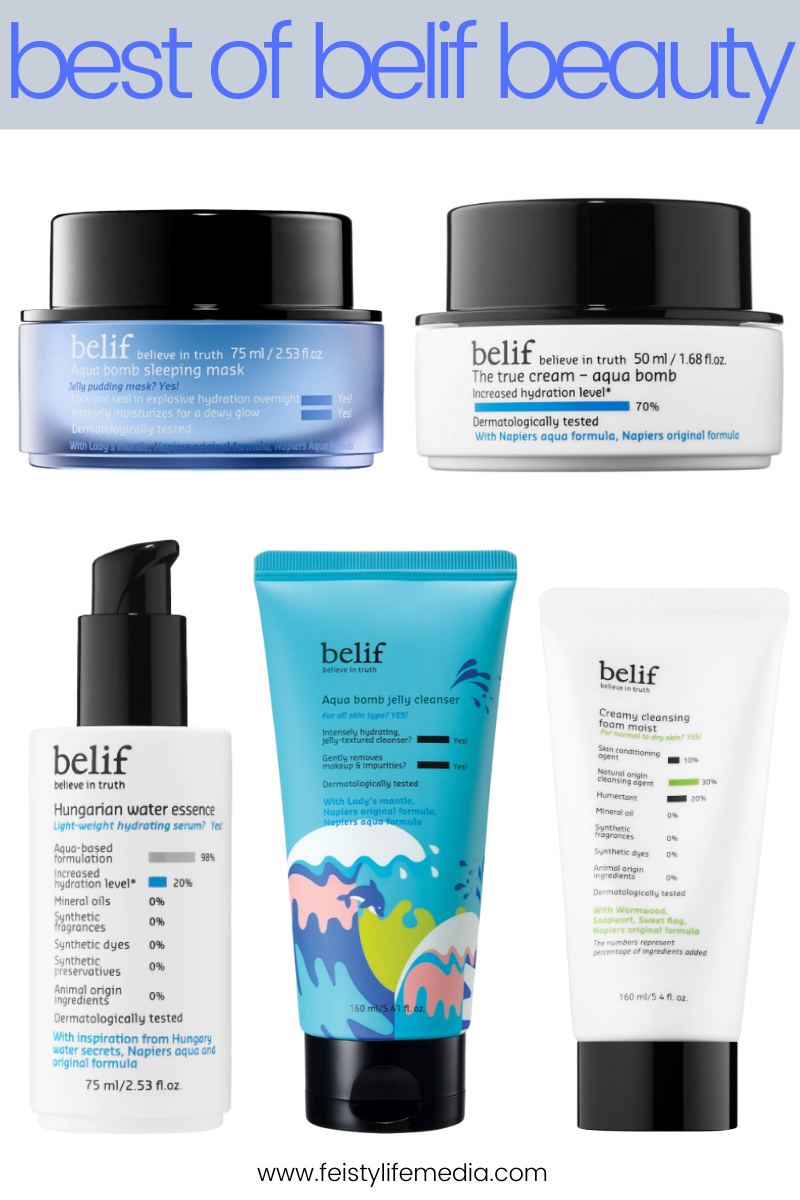 Best Belif Skincare Products In 2020 Skin Care Hydrating Eye Cream Beauty Skin Care