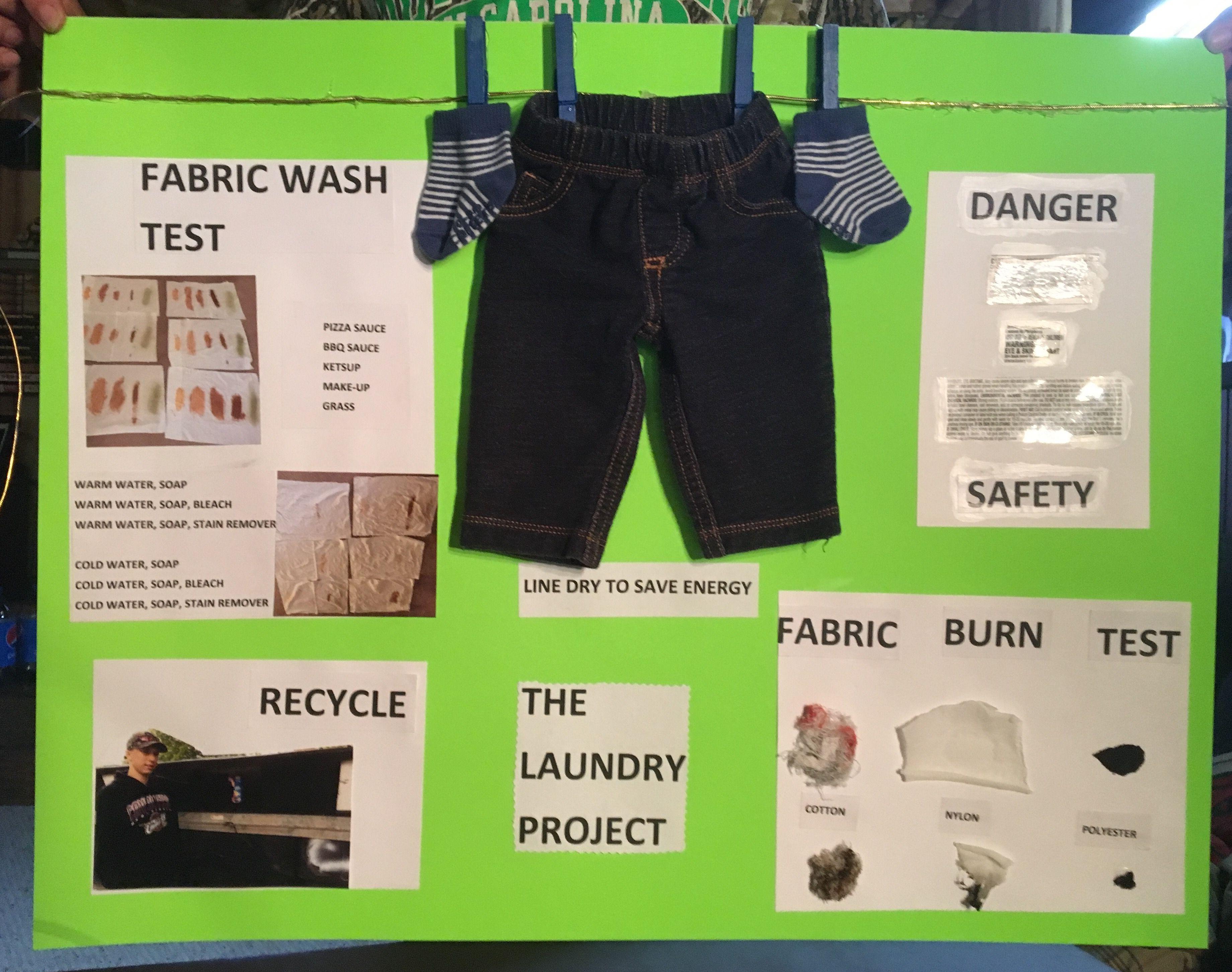 4-h laundry project poster | 4-h laundry project poster | pinterest