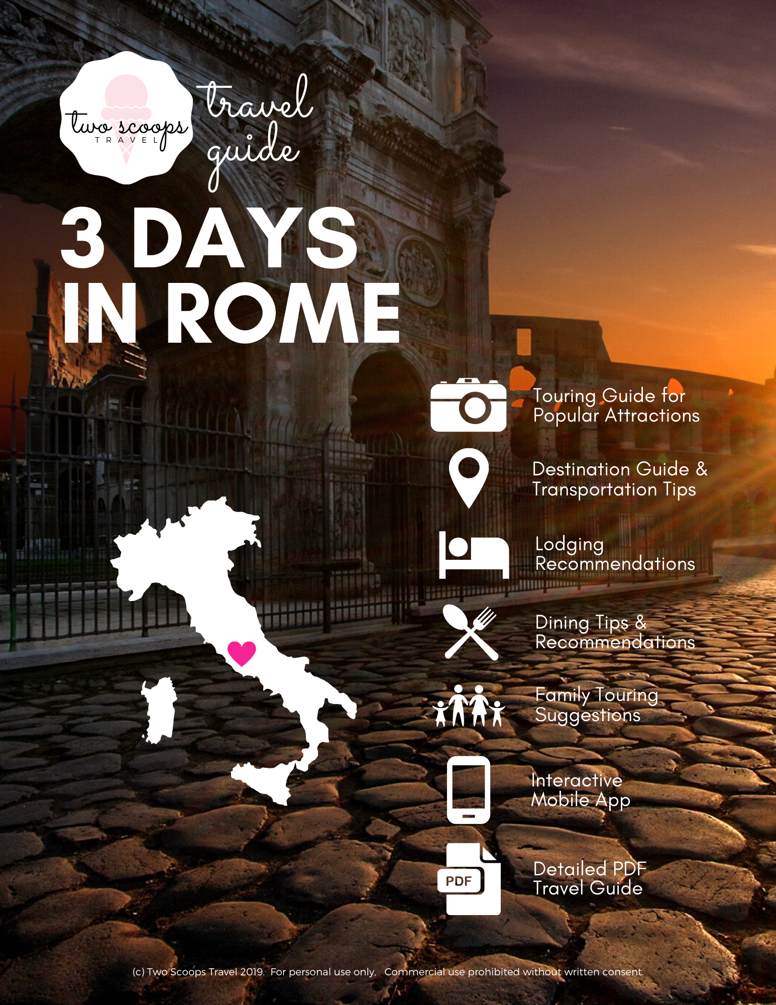 20 Days in Rome Travel Guide   Rome travel guide, Rome travel ...