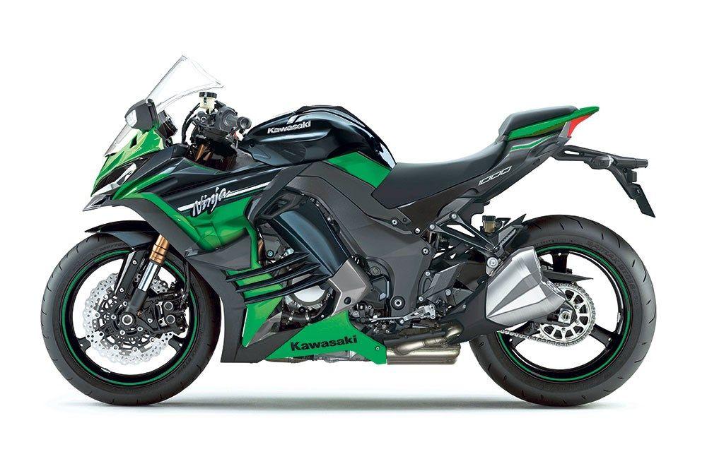 Next Kawasaki Ninja 1000 To Join Ducati In The Sports Touring Segment    BikeWale News Gallery