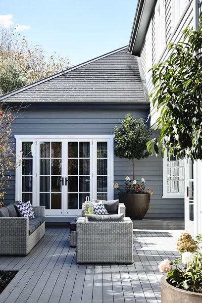 Austin Design Associates H G May 2016 Outside Paint Dulux Maraetai In And Out Pinterest