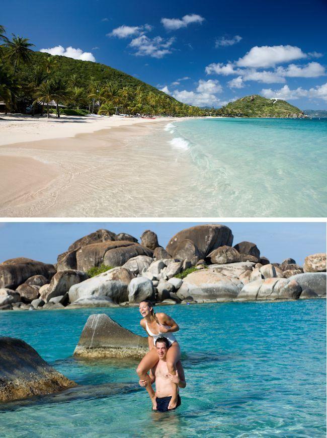Honeymoon In The British Virgin Islands Visit The Best Beaches