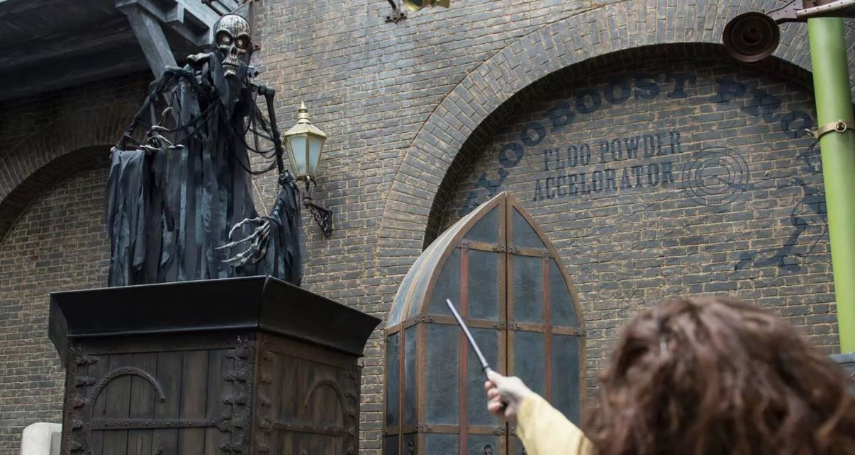 The Wizarding World of Harry Potter Orlando Beedle the Bard