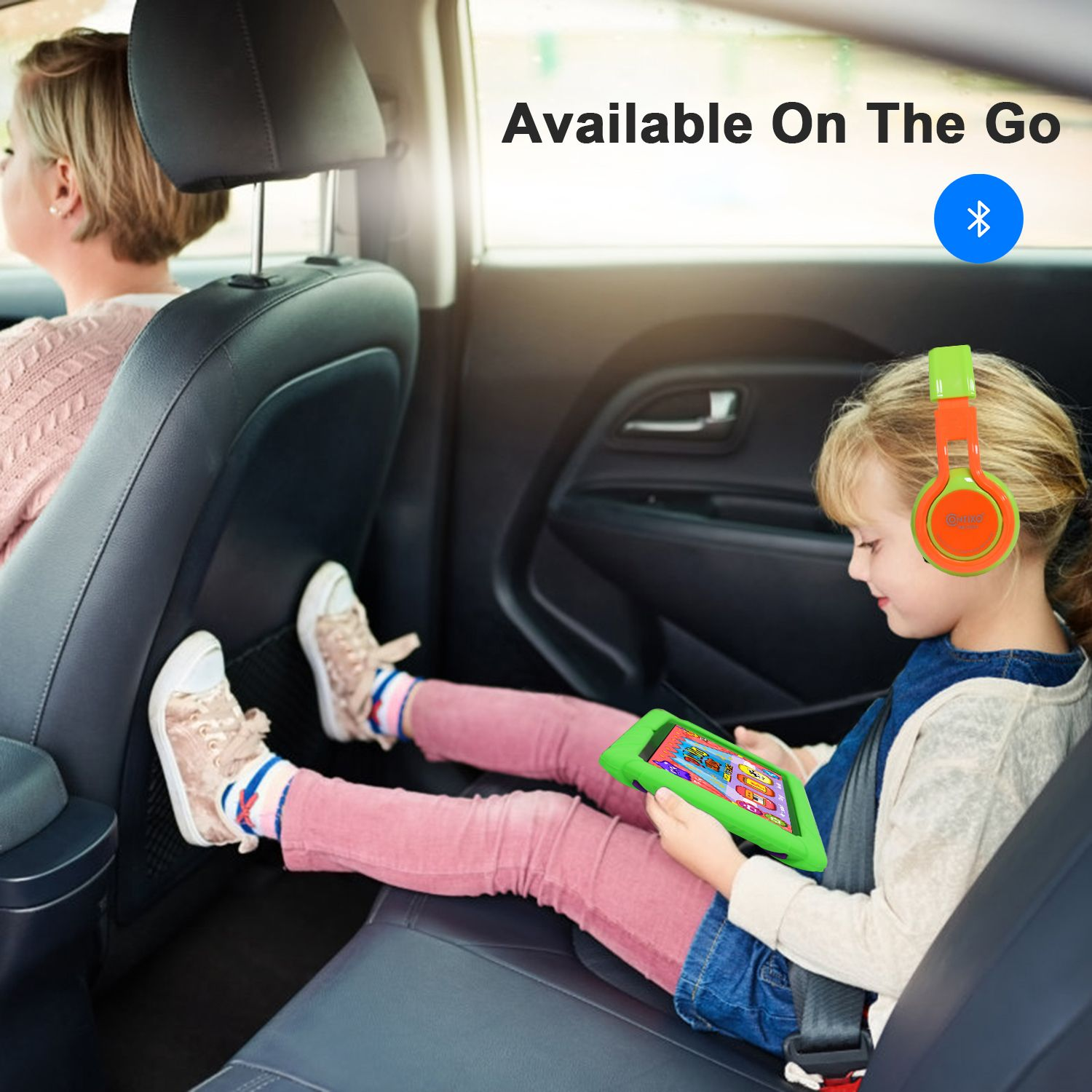 Contixo Kids Learning Tablet V82 Android 8.1 Bluetooth