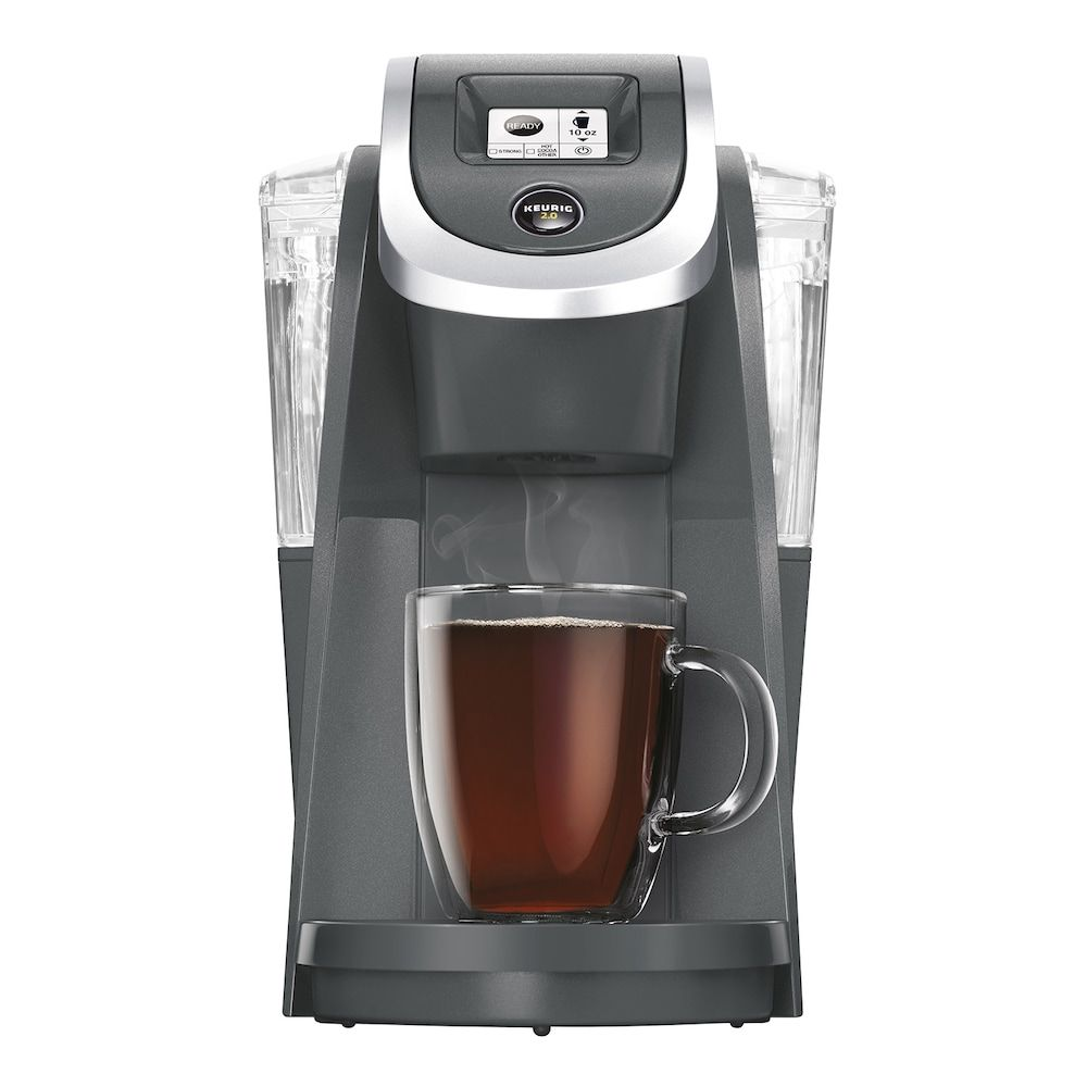 Keurigâ K250 Single Serve K Cupâ Pod Coffee Maker Black