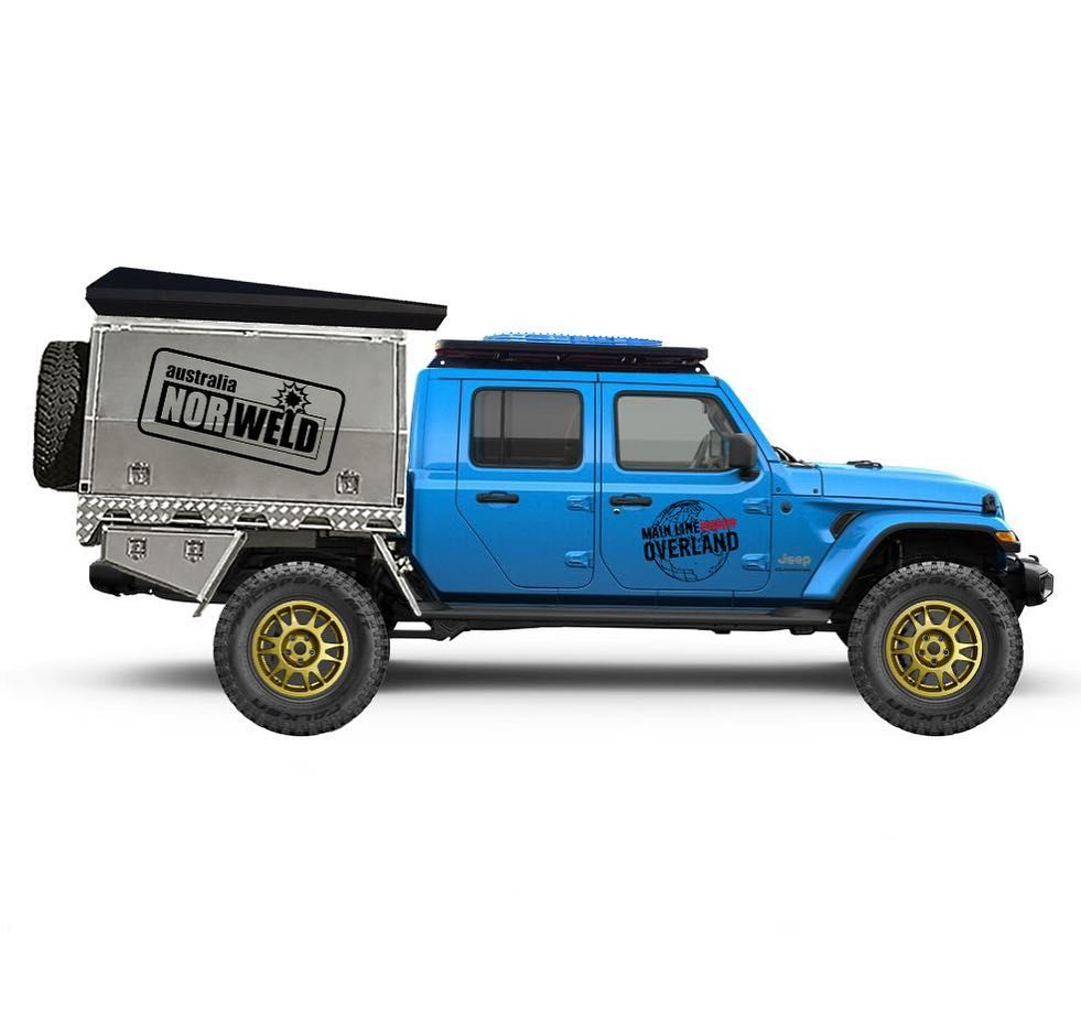 Mainlineoverland Main Line Overland The Short Bed On The New