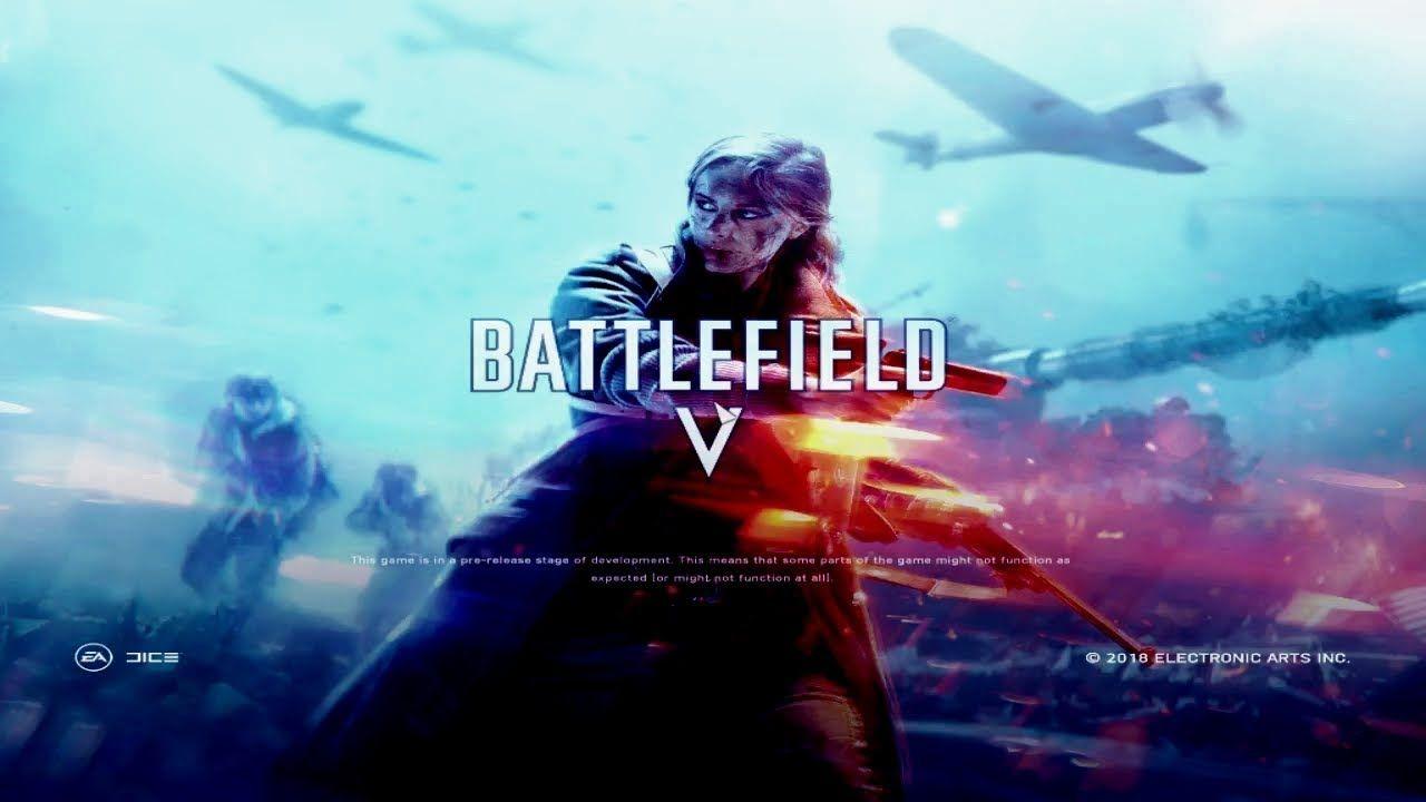 Battlefield 5 Multiplayer Virgin Battlefield Battlefield 5