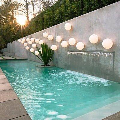 Pool dioscuri wall lighting pools pinterest walls lights and pool dioscuri wall lighting aloadofball Gallery