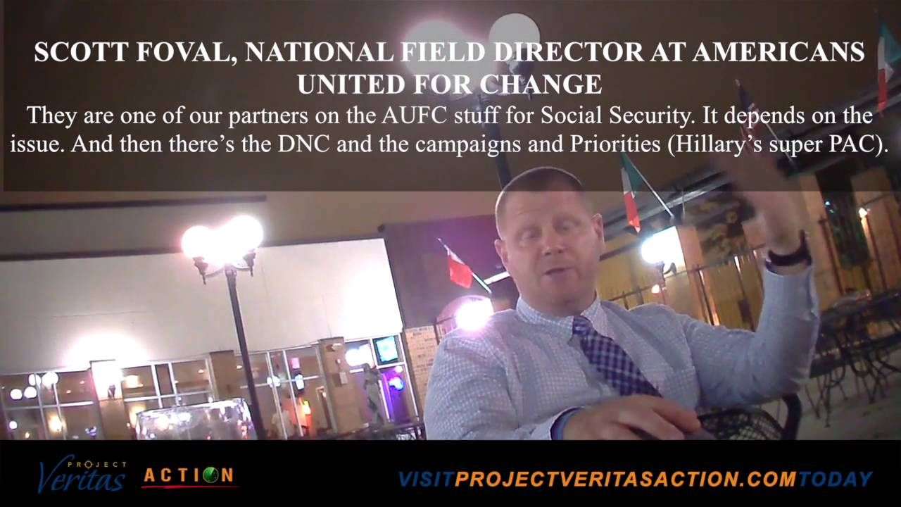 UNDERCOVER VIDEO: Democrats Admit To Inciting Violence And 'Anarchy' At ...