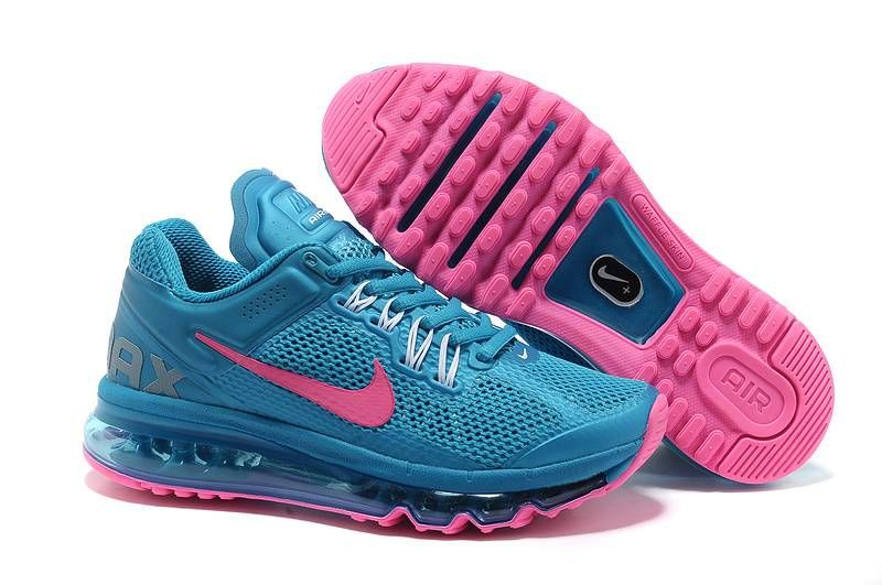 Nike Air Max 2013 For Sale Womens Running Shoes Pink