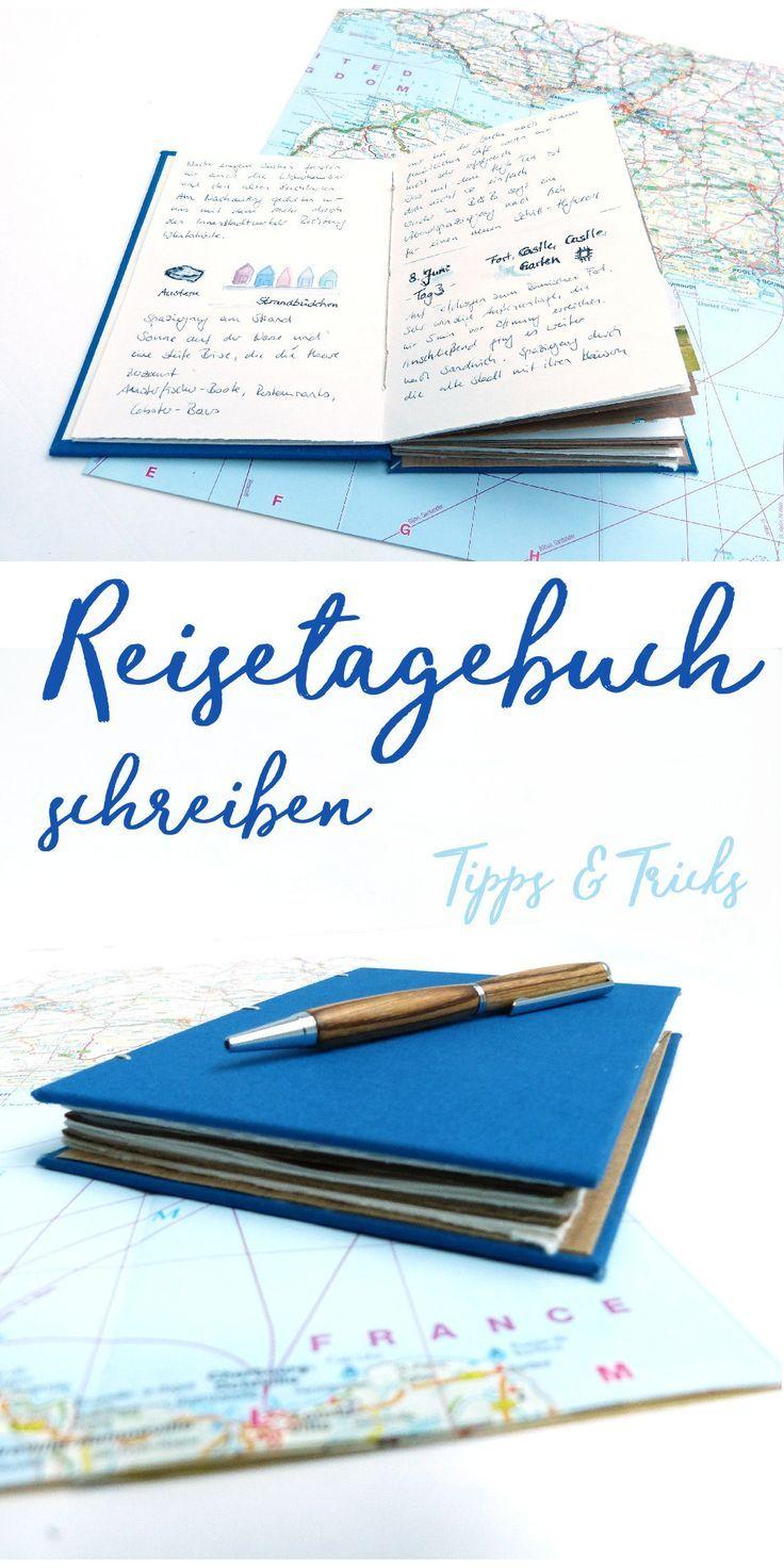 Escribir un diario de viaje heiterundhurtig.de
