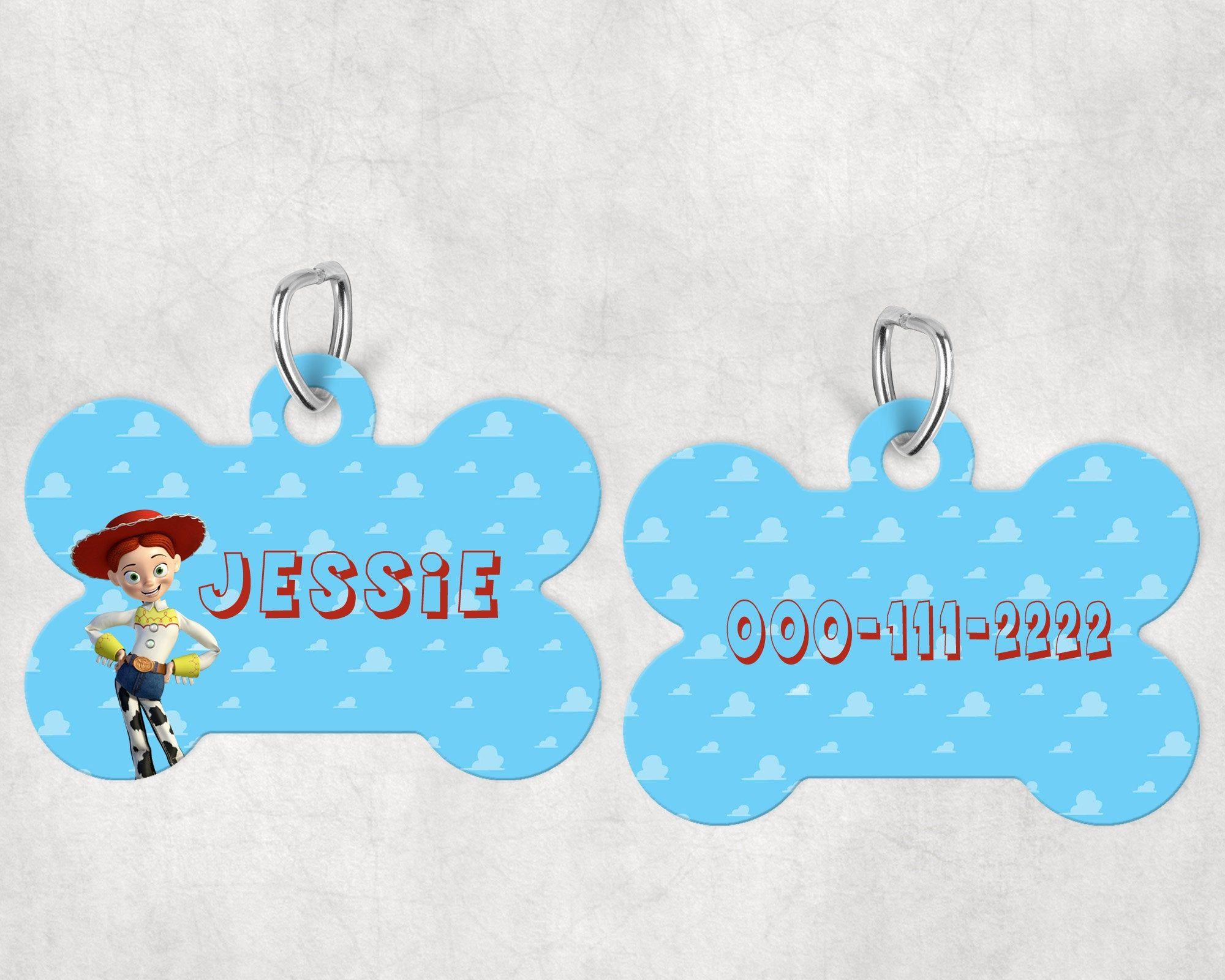 Pet id tag Personalized aluminum pet id tag! Cute pet id tag