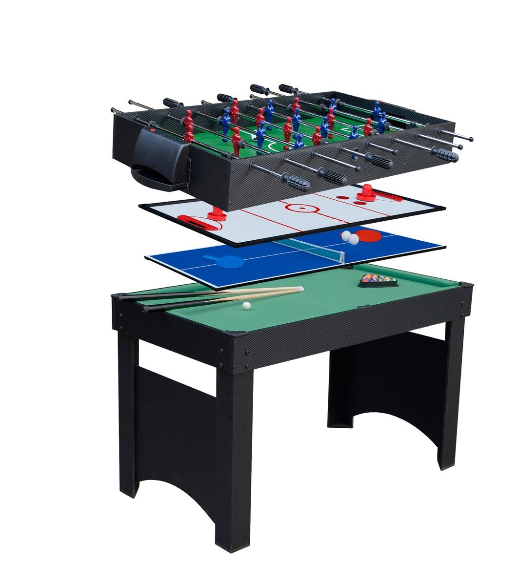 Marvelous This Has To Be The Ultimate In Games Tables. 4 Games In One!