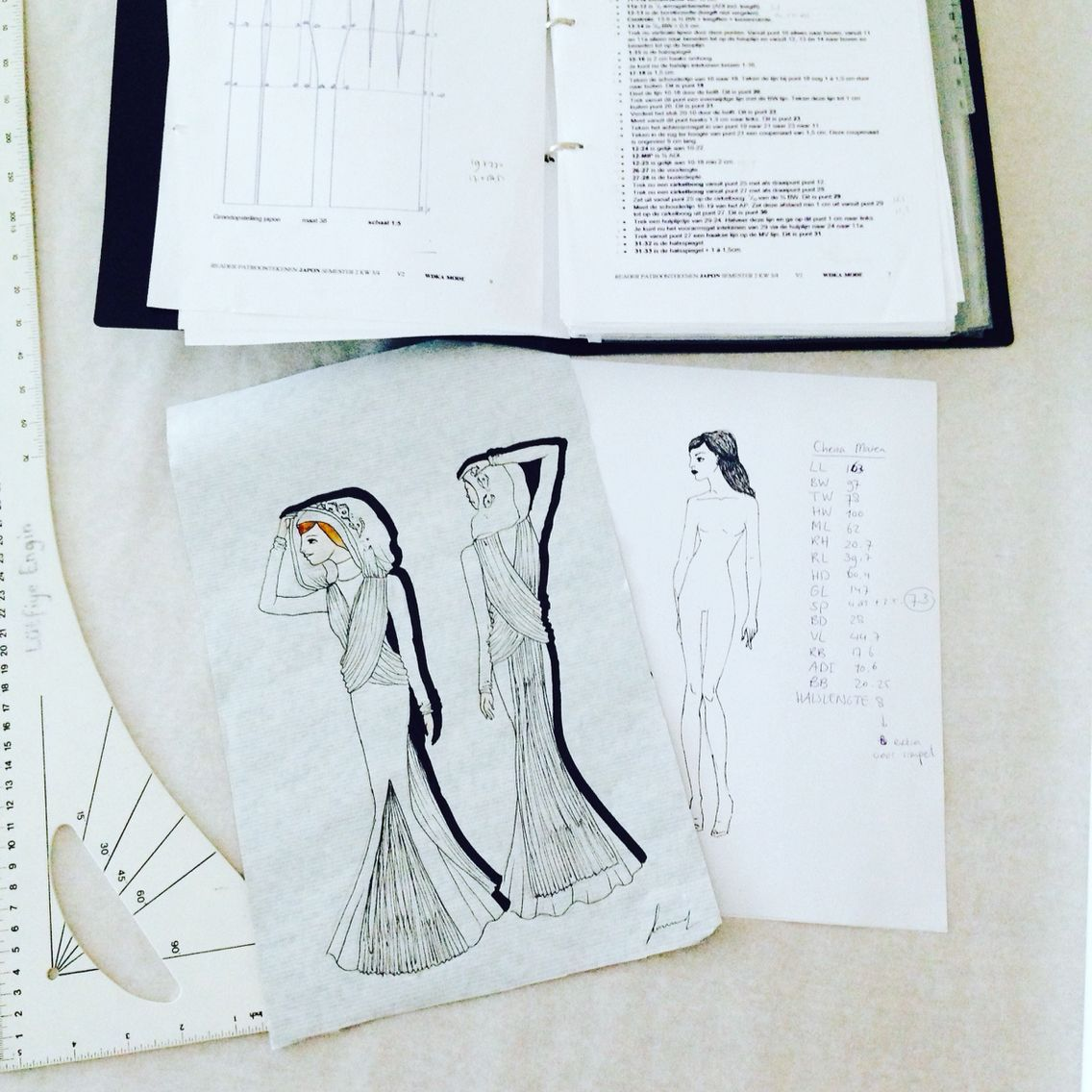Design your own wedding dress near me  Making of the bridal dress  My first bride dress design for hijab
