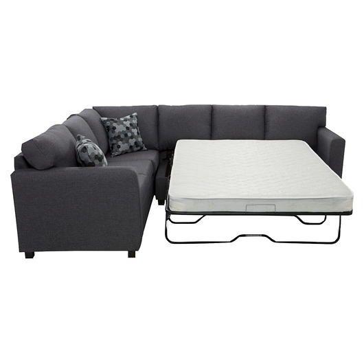 sectionnel avec sofa lit int gr tanguay la solution est en vous pinterest sous sol and. Black Bedroom Furniture Sets. Home Design Ideas